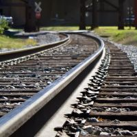 Railroad Tracks, Паркерсбург
