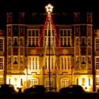 Holiday Lights at PHS, Паркерсбург