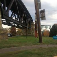 Ohio River Bridges, Паркерсбург