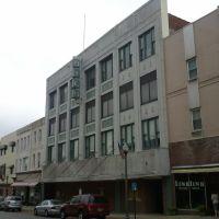 Parkersburg buildings, Паркерсбург