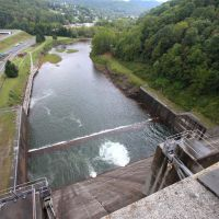 Sutton Dam, WV, Файрмонт