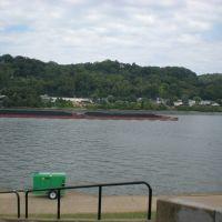 Río Ohio, Хунтингтон
