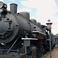 2-8-2 steam locomotive, Хунтингтон