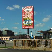 Buddys All-American Bar-B-Que - Huntington, WV, Хунтингтон