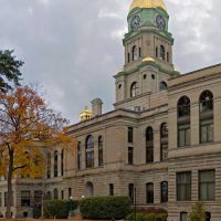 Cabell County Courthouse in Huntingon, West Virginia, Хунтингтон