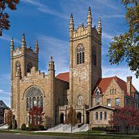 First United Methodist Church in Huntington, West Virginia, Хунтингтон