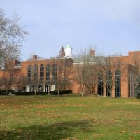 Morrow Library at Marshall University, Хунтингтон