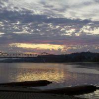Ohio River, Хунтингтон