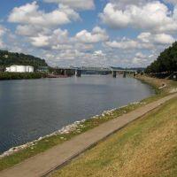 Kanawha River, GLCT, Чарльстон