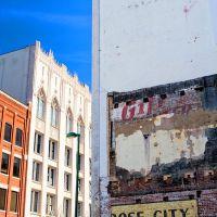 Downtown Charleston WV In Summer, Чарльстон