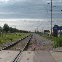 Trainhopping, Аледо