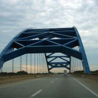 I-280 Bridge over Mississippi, Аледо