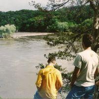High Water at Palisades, Аледо