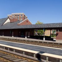 Arlington Heights Train Station 8, Арлингтон