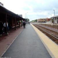 Chicago: Arlington Heights: Train Station, Арлингтон-Хейгтс