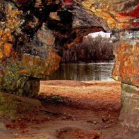 Looking out of the Cave, Аурора
