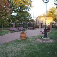 Duda Garden, Staunton, IL, Бенлд