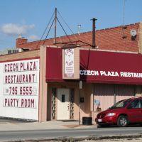 Czech Plaza Resturant, Бервин