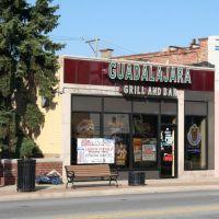 Guadalajara Grill & Bar, Бервин