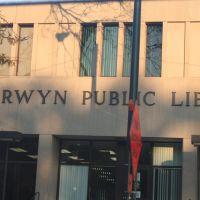 Berwyn Library, Бервин
