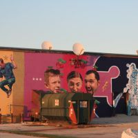 Mural, Бервин