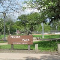 Proksa Park - 1, Бервин