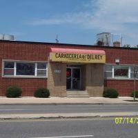 Carniceria Del Rey, Route 66, Cicero, IL, Бервин