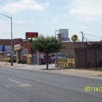 Carniceria del Rey, Ogden Ave, Route 66 Cicero IL, Бервин