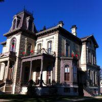 David Davis Mansion, Блумингтон