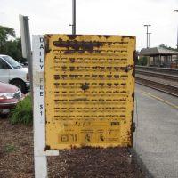 Rusted cash box, Вилла-Парк