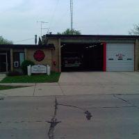 fire station, Вилла-Парк