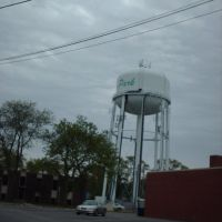 Villa Park ; Water Tower, Вилла-Парк