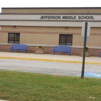 Jefferson Middle School, Вилла-Парк
