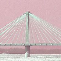 Clark Bridge RGB switch edit, Вуд Ривер