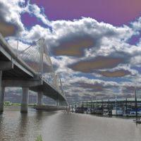 Clark Bridge, Вуд Ривер