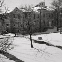 Science Building / Winter of 1975, Вуд Ривер