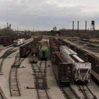 Rail Yard, Гранит-Сити