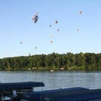 Balloons Over The Vermilion, Данвилл