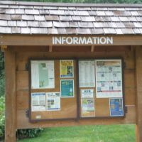Maple Grove Forest Reserve info center, Даунерс-Гров