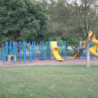 Park behind Hillcrets, Даунерс-Гров