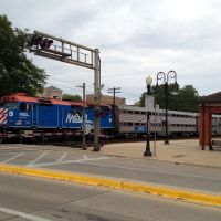 Downers Grove Metra Station, Даунерс-Гров