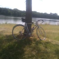My bike @ big bend lake, Дес-Плайнс