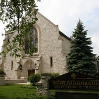 Saint Athanasius Church-Evanston,IL, Еванстон