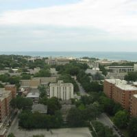 Northwestern University-Evanston, Еванстон