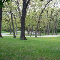 Sinnissippi Park, Евергрин Парк