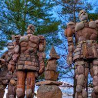 The Stonemen, Евергрин Парк