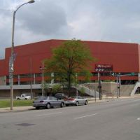 BMO Harris Bank Center (FORMERLY MetroCentre), GLCT, Евергрин Парк