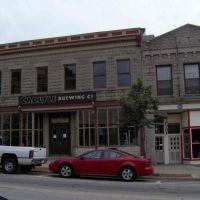 Carlyle Brewing Company, GLCT, Евергрин Парк