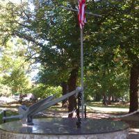 Marine Statue, Евергрин Парк