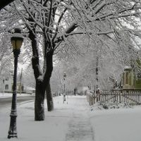 Haight Village Historic District, Евергрин Парк